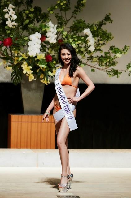 Miss Higashi Tokyo 2017