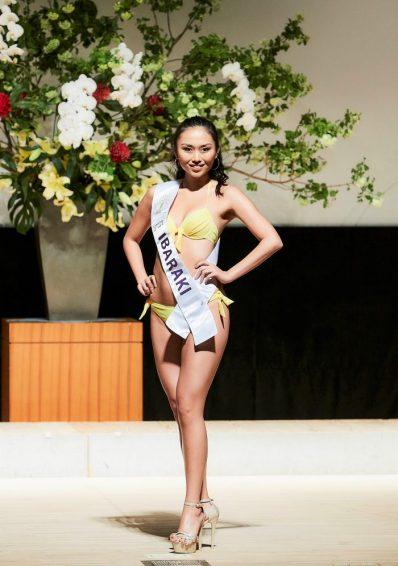 Miss Ibaraki 2017