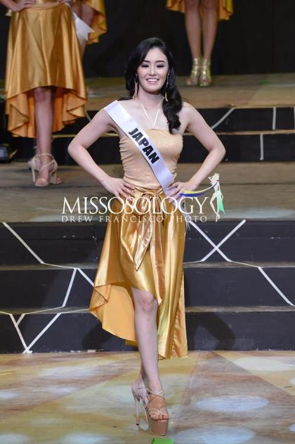 World Miss Tourism Ambassador Japan 2017
