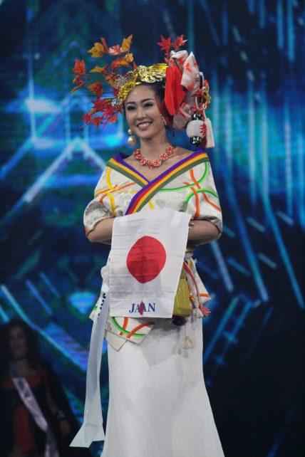 Miss Supranational Japan 2017